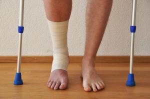 Ankle sprain - Central City Physiotherapy