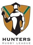 Hunters Rugby League Logo